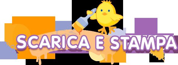 Stampe Inviti Biglietti E Disegni Da Colorare Per Il Tuo Bambino