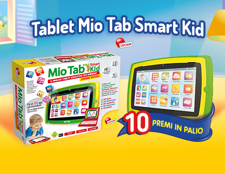 mio tab pampers
