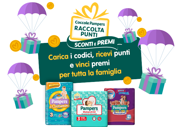 Coccole Pampers