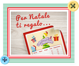 Etichette Per Regali Di Natale.Per Natale Ti Regalo Pampers It
